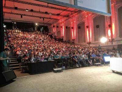 worcamp europe 2016 hall e