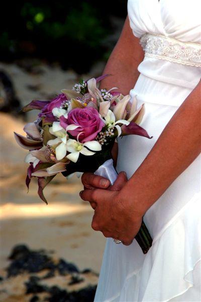 Nosegay Bouquet All Ways Maui'd Weddings & Ceremonies