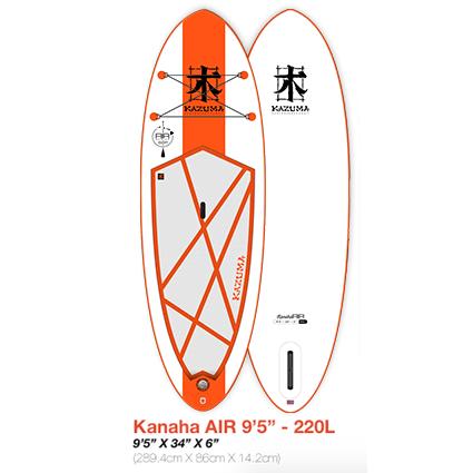 Kazuma Kahana AIR 9 5 - 220L
