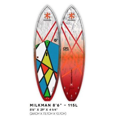 Kazuma Milkman 8 6 - 115L