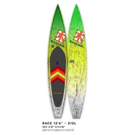 Kazuma Race 12 6 - 212L