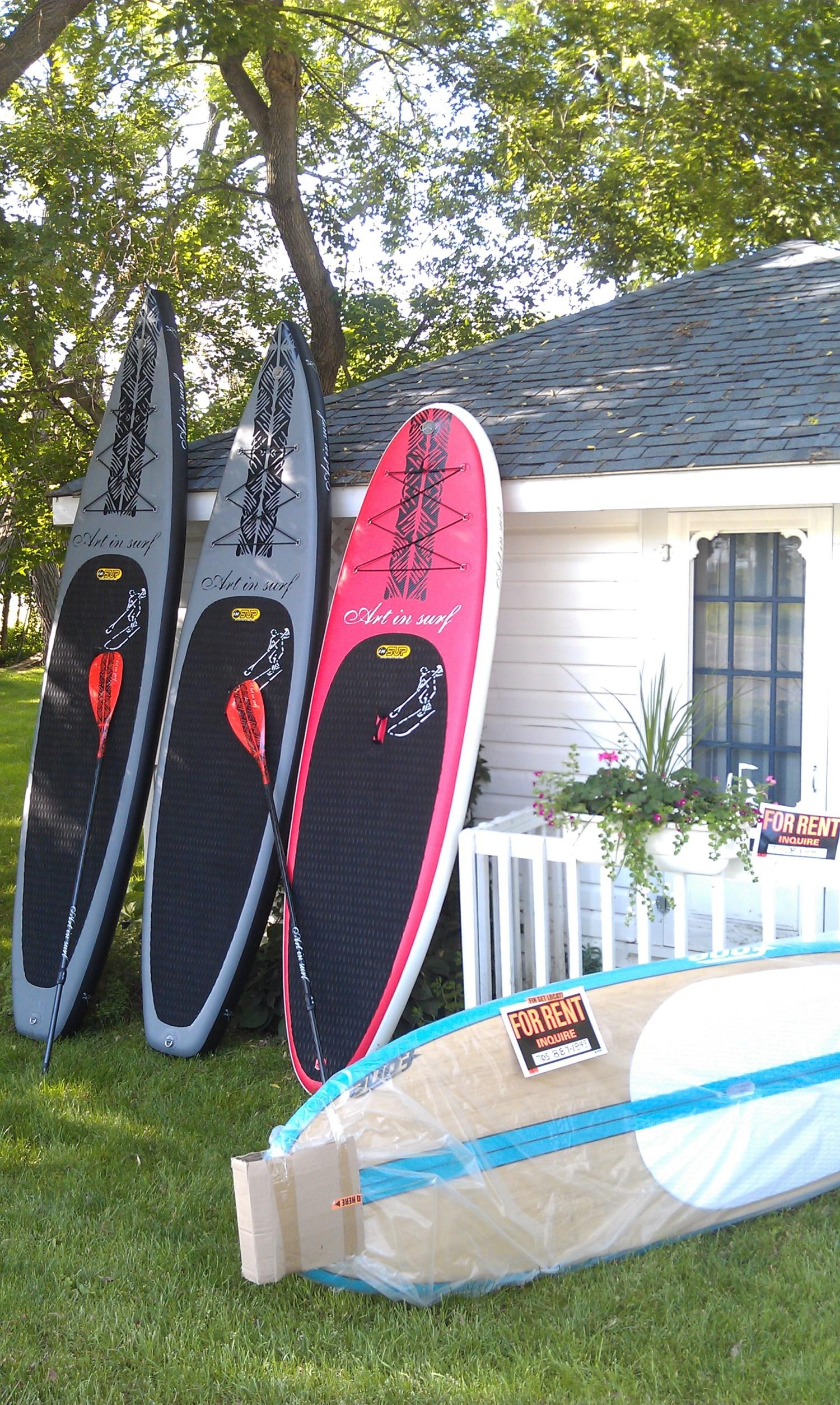 sup & windsurfing toronto