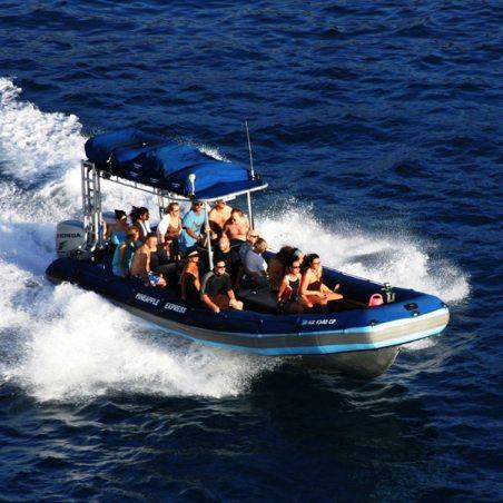 Kanaio and Molokini Snorkeling