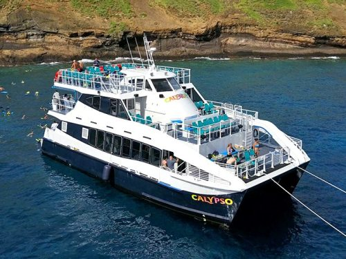Maui Snorkeling Molokini aboard Calypso