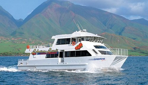 Lanai Ferry Expeditions