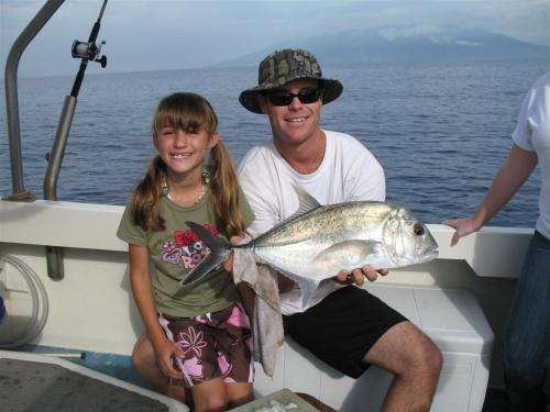 Maui Bottom Fishing with Strike Zone