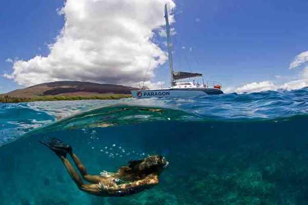 Paragon Maui Molokini Snorkeling Tour