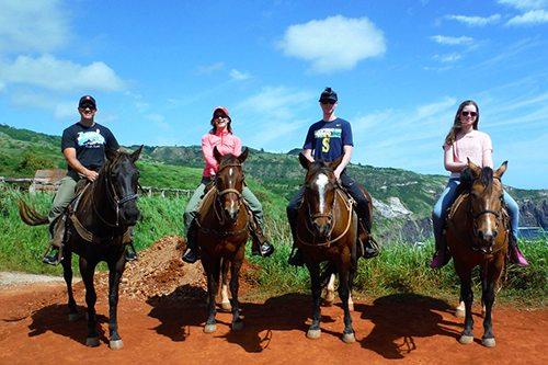 Maui Horseback Riding