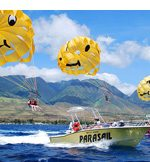 Lahaina Parasailing with West Maui Parasail