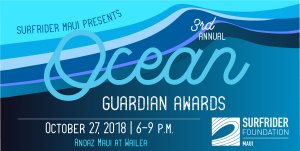 3rd Annual Ocean Guardian Awards