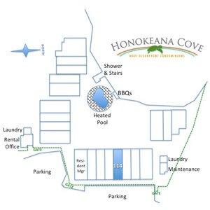 Honokeana Cove Unit 114
