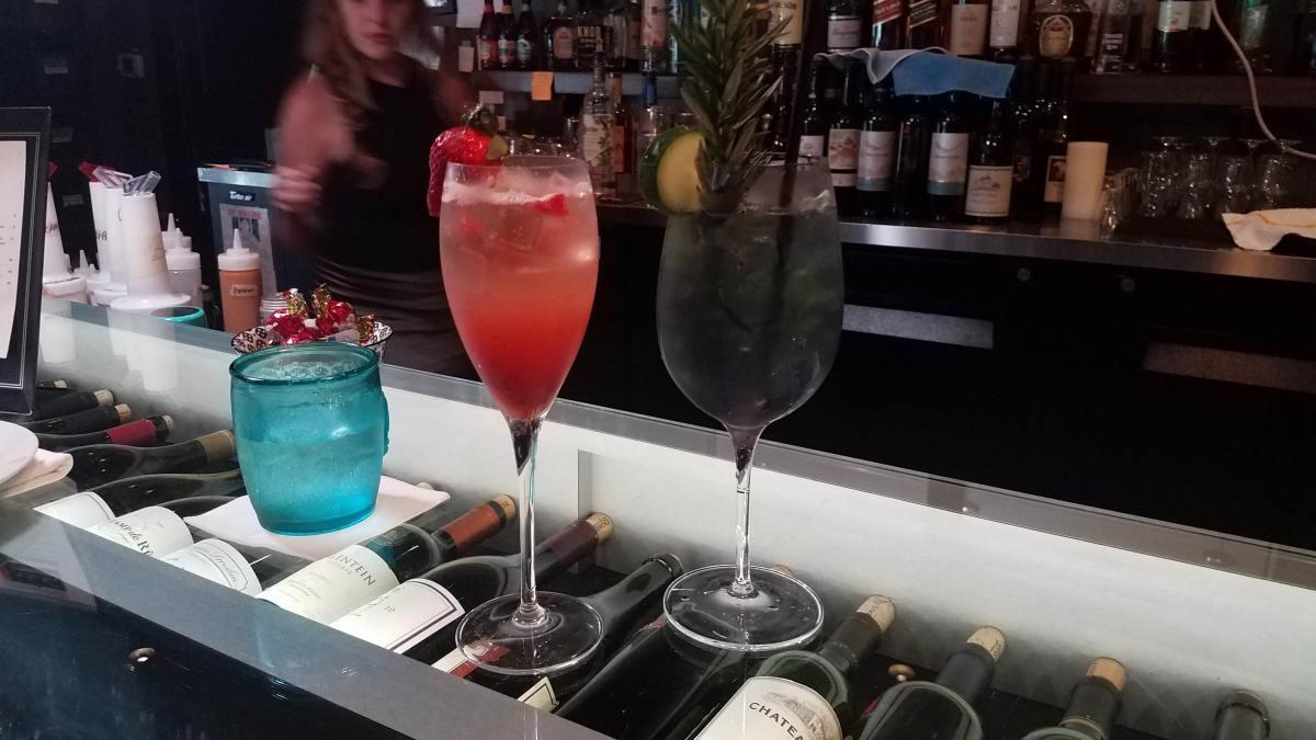 pour house maui cocktail happy hour menu - craft cocktails - mixology - maui happy hours