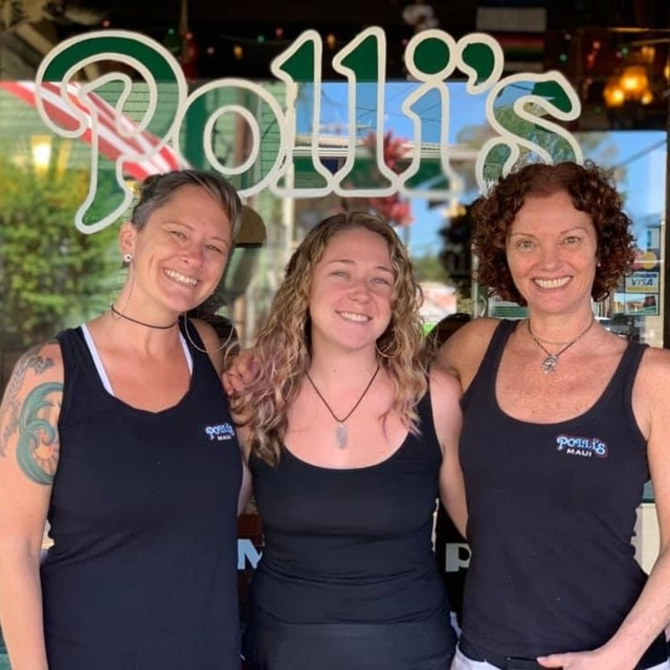 Polli's Mexican Restaurant - Makawao, Maui, Hawaii - Maui Happy Hours
