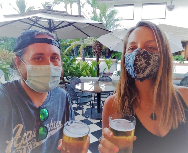russell snyder - kayla delong - maui happy hours