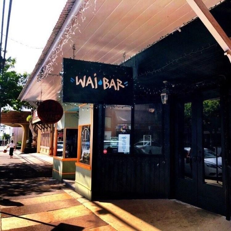 happy hour wai bar maui