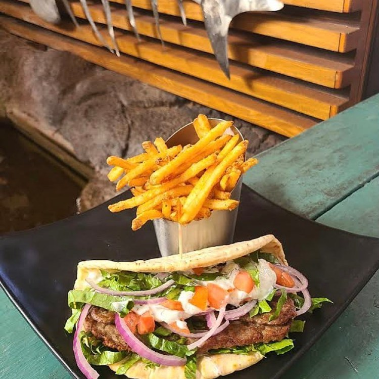Best Happy Hours in Lahaina Maui - Gyro at Down the Hatch