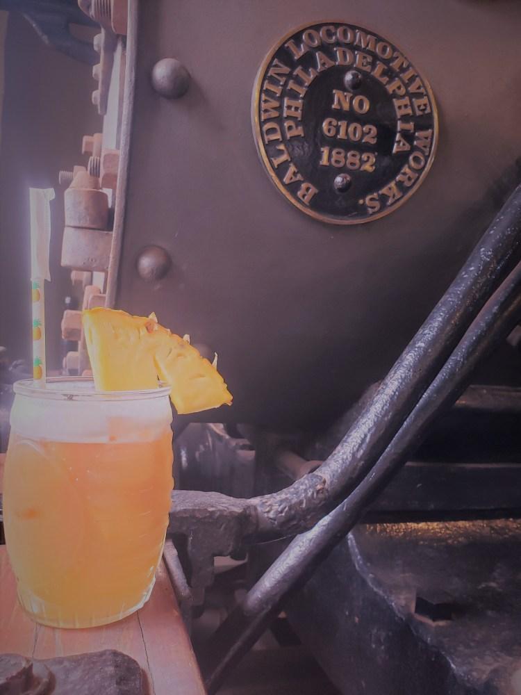 Best Maui Mai Tai - Happy Hours Near Me - Baldwin Locomotive Works