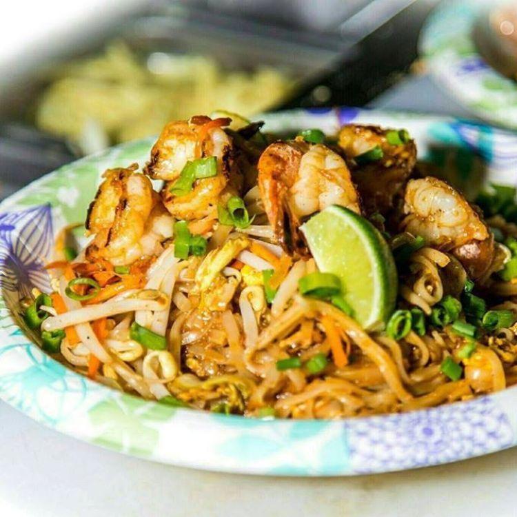 Maui Thai Restaurant - Aloha Thai Fusion - Menu