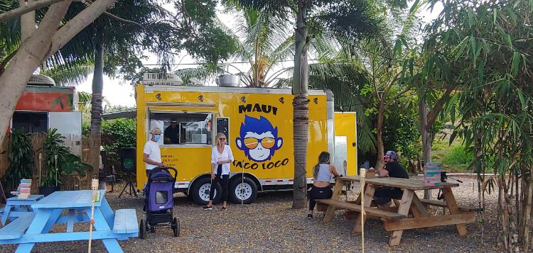 Best restaurant near Maui airport