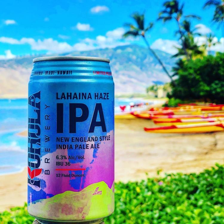 Kohola Lahaina Haze IPA Beer