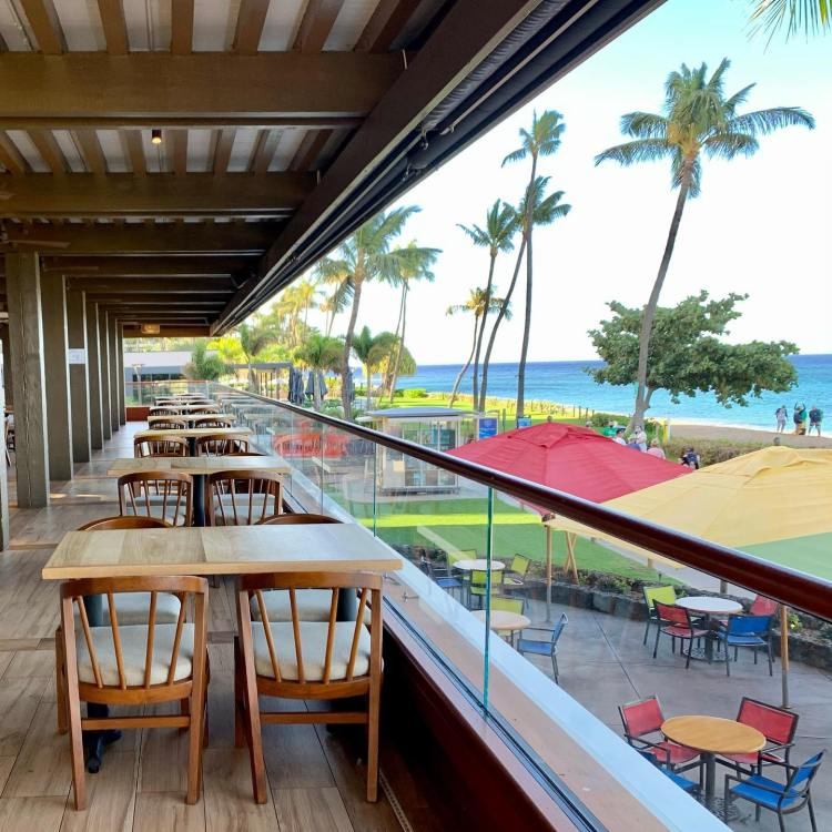 Best Maui Restaurant with Ocean View