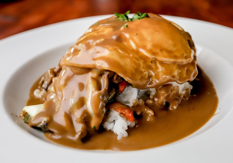 philly loco moco