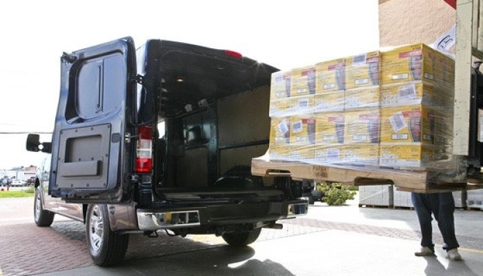 Maui Cargo Van Moving Delivery