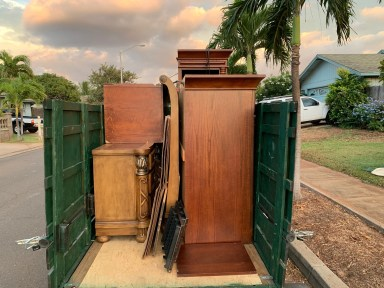maui furniture removal
