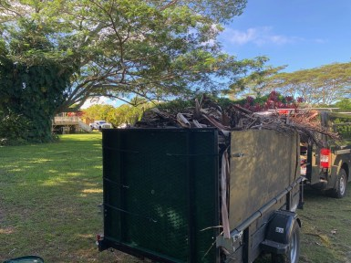 maui green waste removal disposal hauling recycling composting
