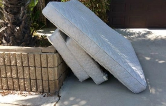 maui haul old mattress to dump