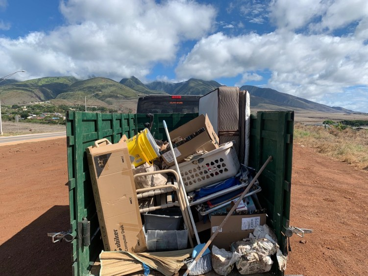 Maui Junk Removal Hauling Services