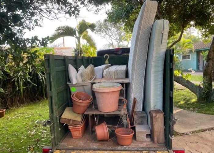 maui junk removal hauling