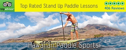 Hawaiian Paddle Sports Stand Up Paddleboard Lessons