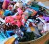 Choose your own fabric for a custom bikini