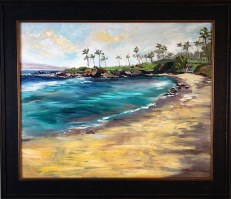 Kapalua Bay Original by Jordanne