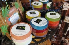 loofah soap made on maui paradise garden
