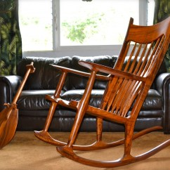 Wooden Rocking Chairs For Adults Indoor Stool Chair Philippines Gift Guide Maui Made