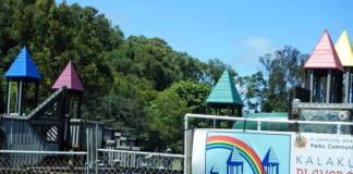 Giggle Hill Park Maui