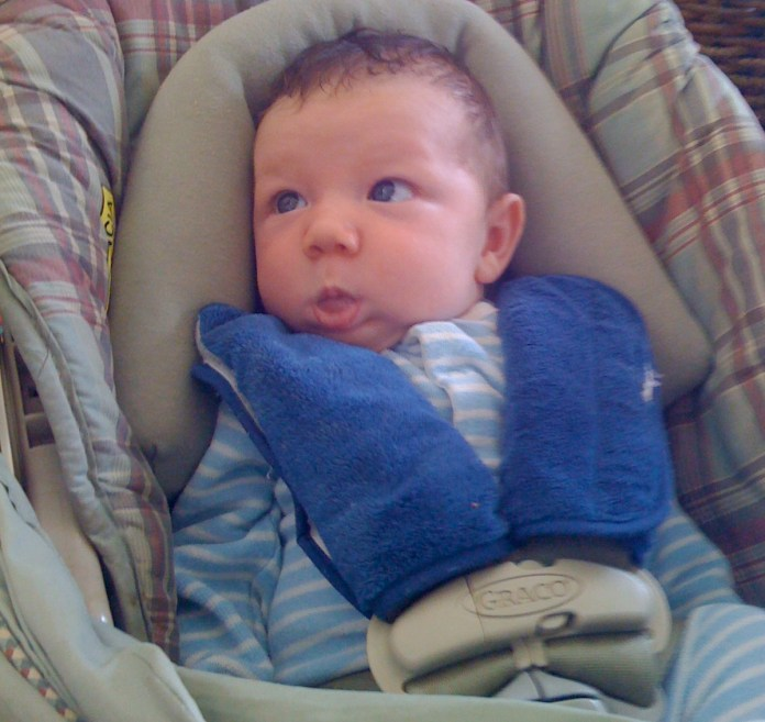 baby carseat installment