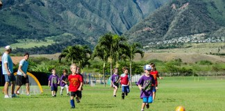 keiki soccer Wailuku