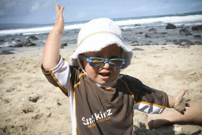 sun protection children