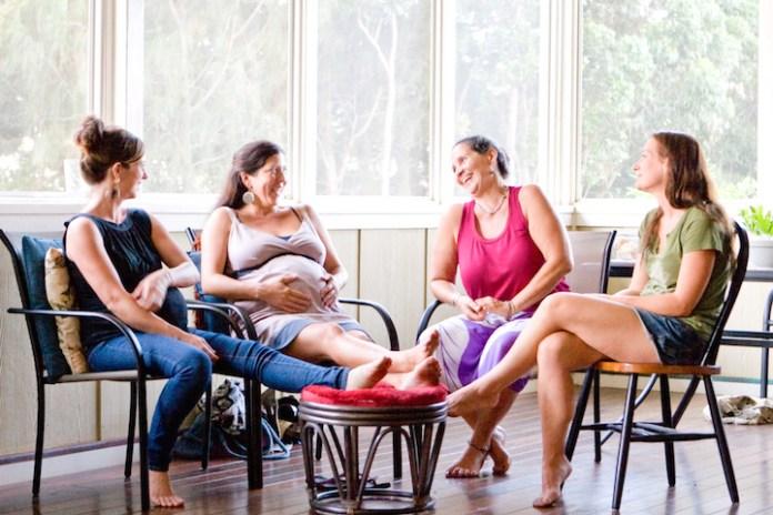 Maui women meeting