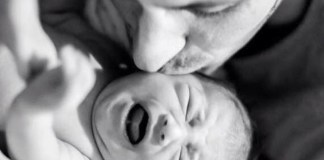 soothing newborn crying baby