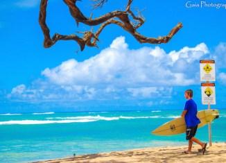 circumcision Maui surfer
