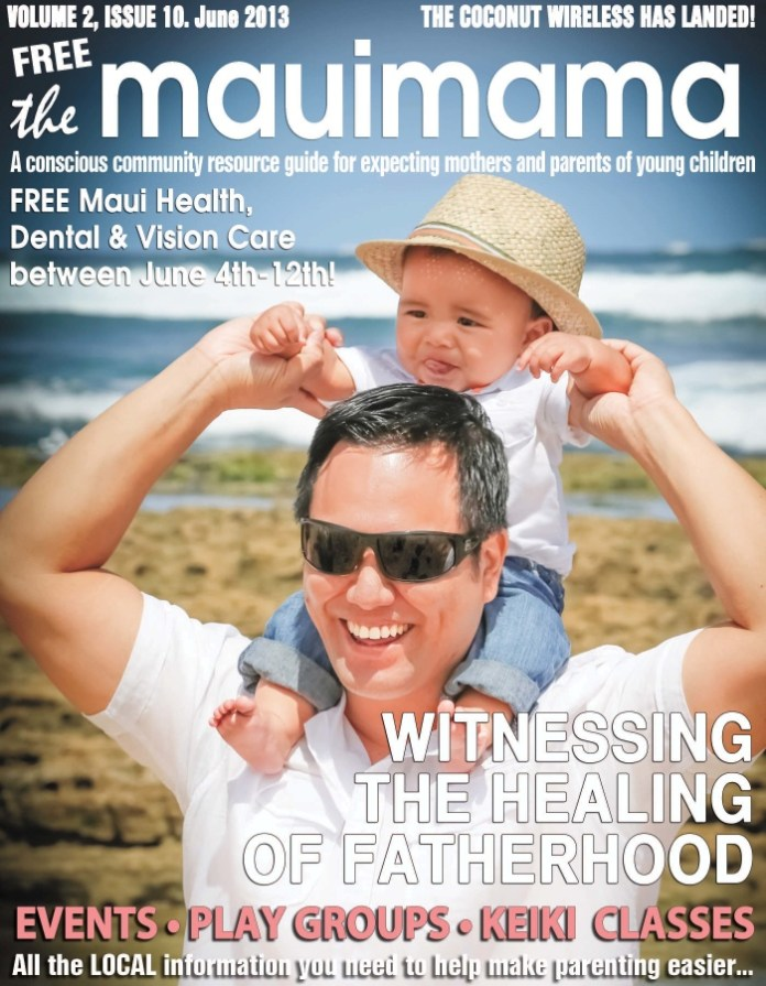 Mauimama front cover issue 22