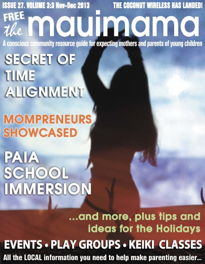 Mauimama front cover issue 27