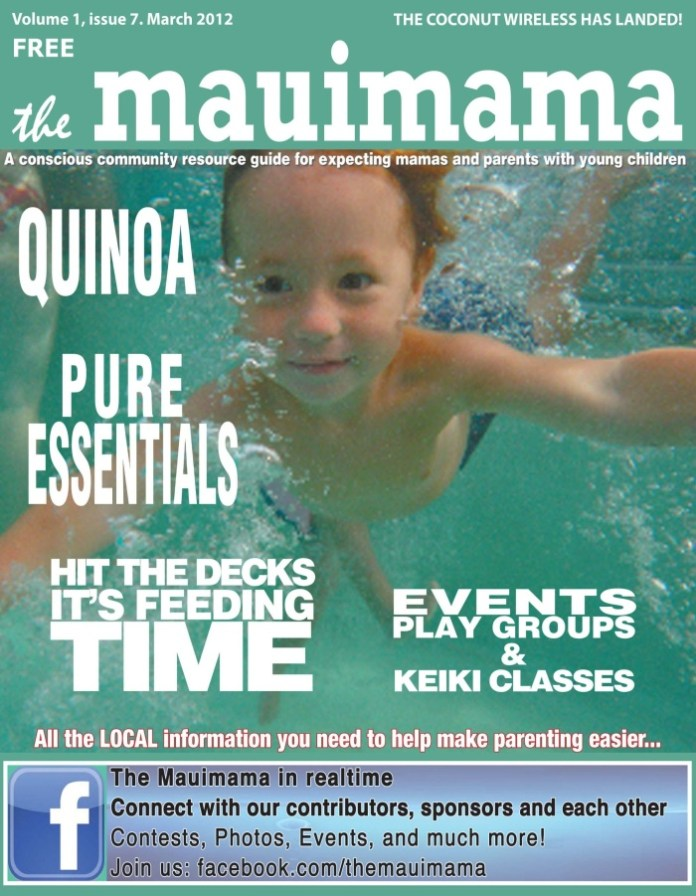 Mauimama front cover issue 7
