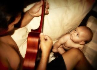 Child development music brain