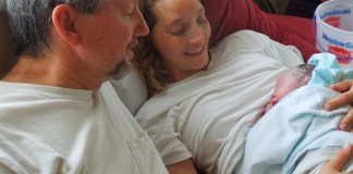 Home birth Maui birthing story