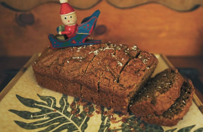Mauimama recipe Hawaiian holiday ginger bread
